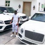 See Davido's All-White Garage and Mansion