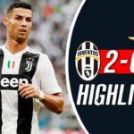 Juventus Vs Lazio All goals highlight