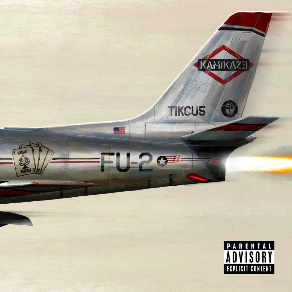 Eminem – Kamikaze Album