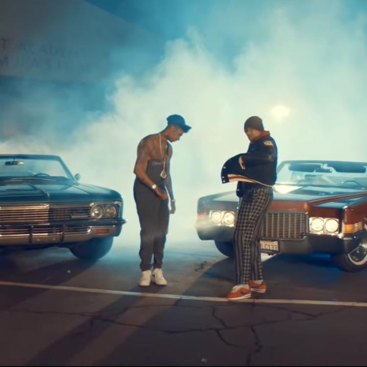 Blueface – Thotiana Remix ft. YG (Video)