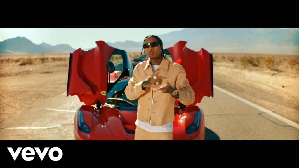 "Tyga – ""Floss In The Bank"" (Music Video)"