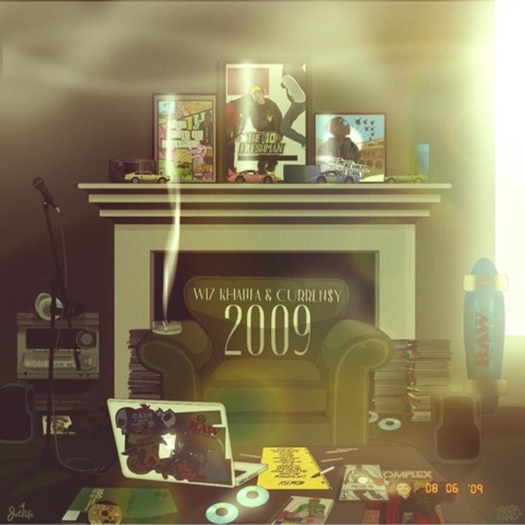 "Wiz Khalifa & Curren$y On Hard New Song ""Getting Loose"""