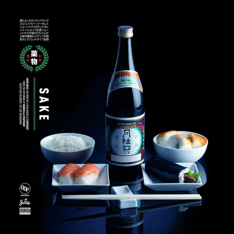 "Curren$y, LNDN DRGS & Jay Worthy Team Up On ""Sake"""