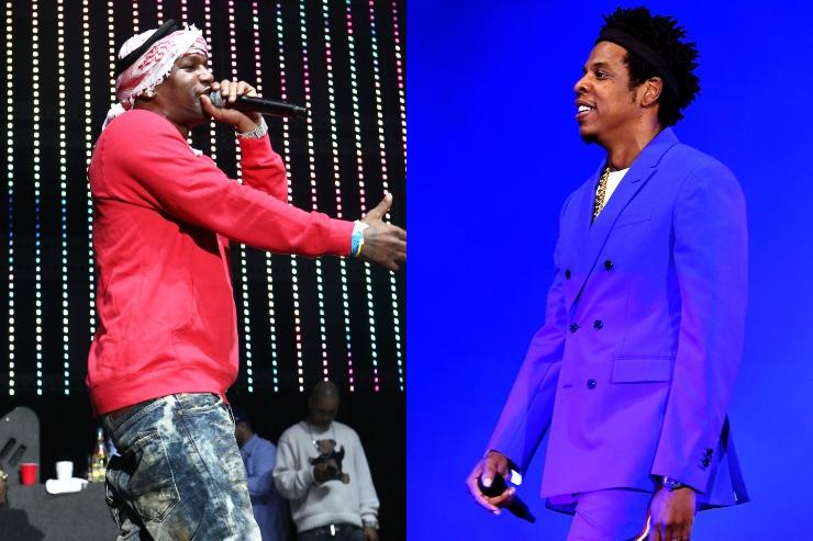 Cam'ron Reflects On Jay-Z Friendship With a Throwback Pic