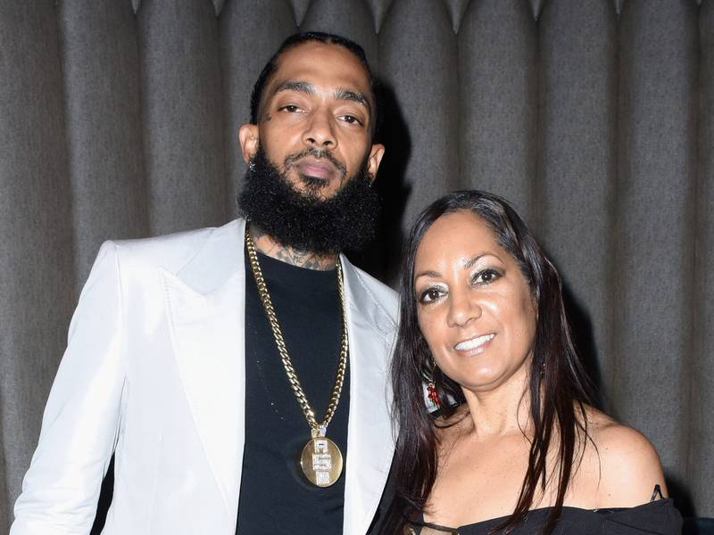 Nipsey Hussle's Mother Shares Vidoe Message Of Hope Following Son's Death