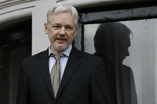 Julian Assange: Wikileaks Co-Founder arrested in London After 7 Years Under Asylum