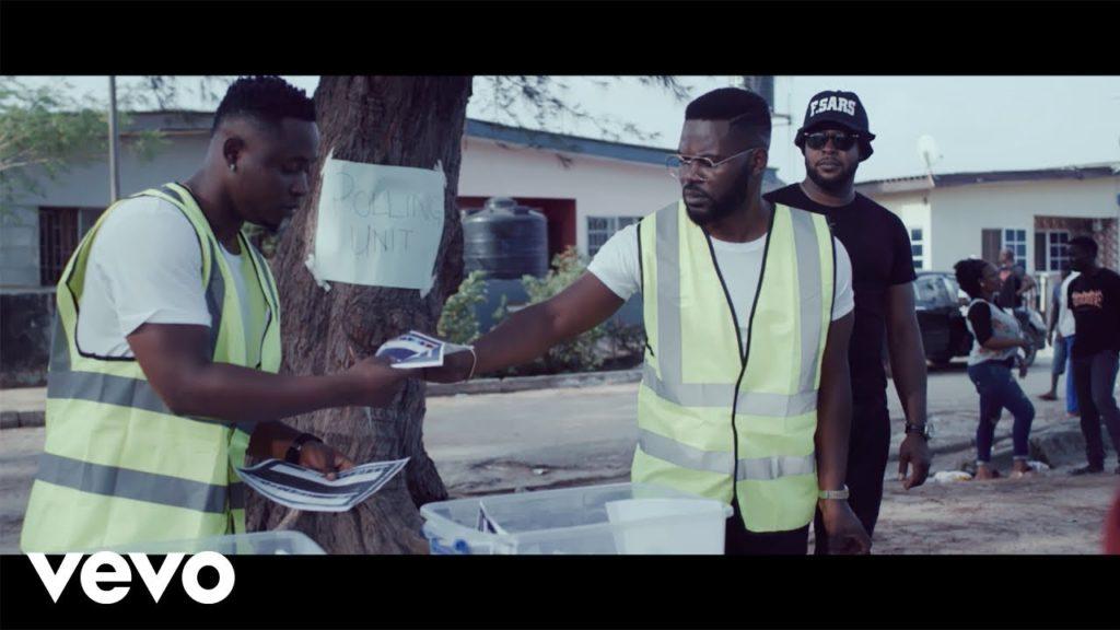 Falz – Hypocrite Ft Demmie Vee (Video)