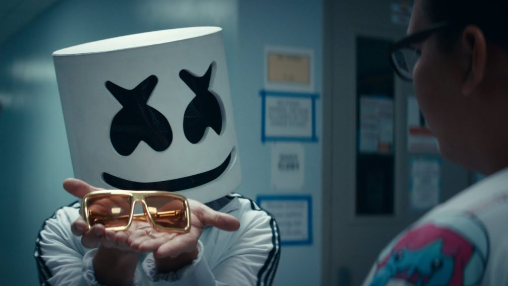 Marshmello – Tell Me (Official Music Video)