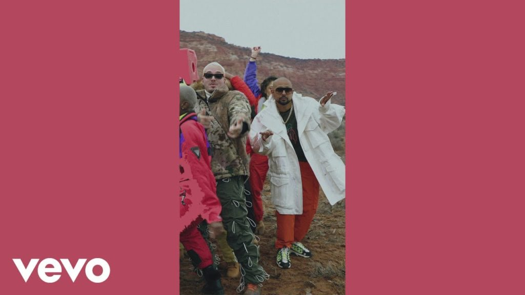 Sean Paul, J Balvin – Contra La Pared (Vertical)
