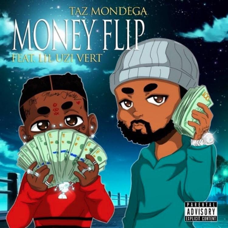 """Lil Uzi Vert – """"Money Flip"""" Ft Taz Mondega"""