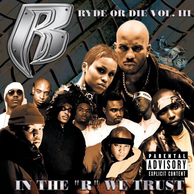 """Ruff Ryders – Street Team (Audio) feat. Infa Red, Drag-On – Ryde Or Die Vol. III – In The """"R"""" We Trust"""