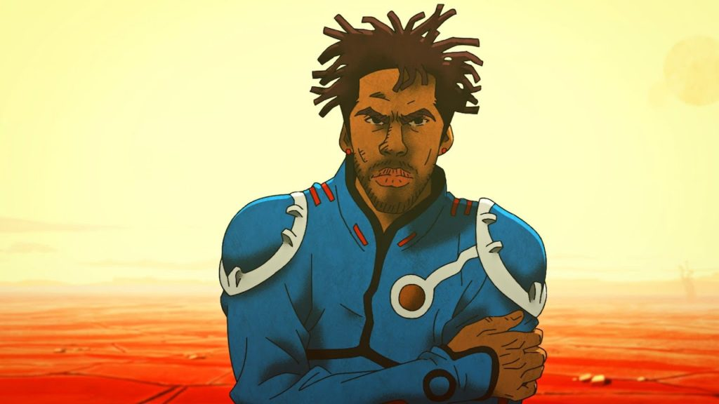 Flying Lotus – More Ft Anderson paak Music video