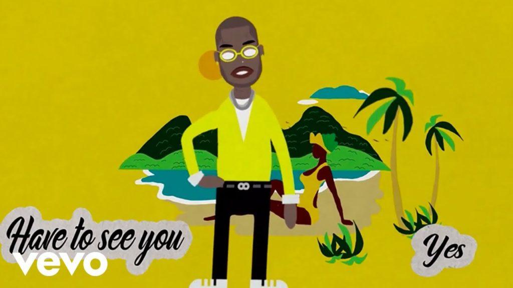 Sean Kingston – Peace Of Mind Ft Tory Lannez & Davido (Lyric Video)