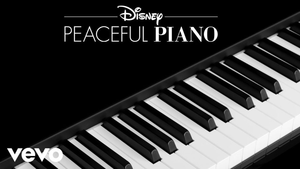 Disney Peaceful Piano – I See the Light (Audio)