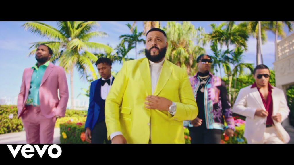 DJ Khaled – You Stay ft. Meek Mill, J Balvin, Lil Baby, Jeremih (Video)