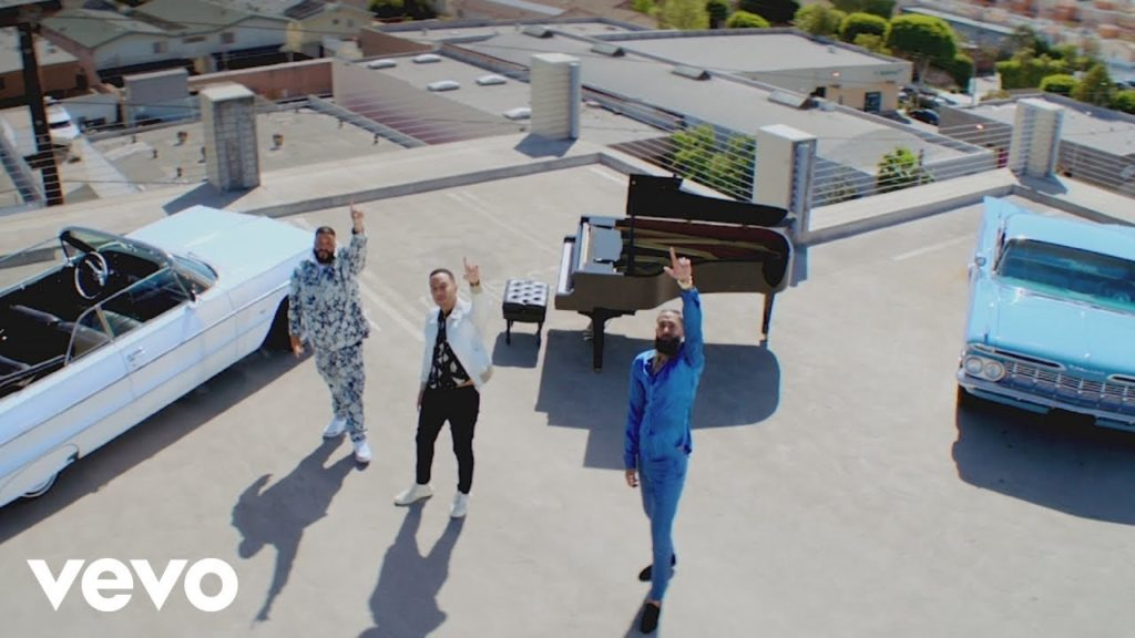 DJ Khaled – Higher (Video) ft. Nipsey Hussle, John Legend