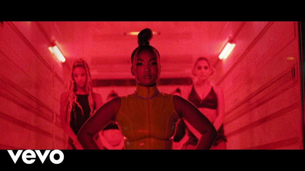 Shenseea – Blessed (feat. Tyga) (Official Music Video)