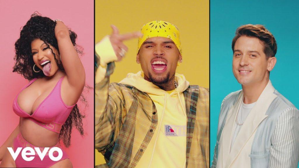 Chris Brown – Wobble Up ft. Nicki Minaj, G-Eazy  (Lyrics)