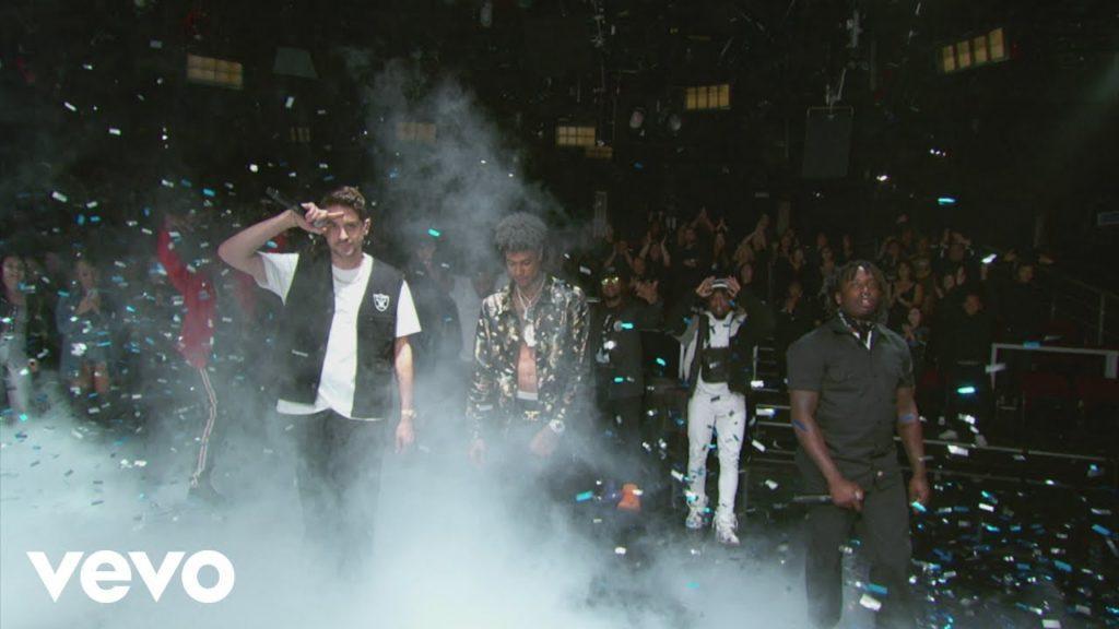 G-Eazy, Blueface – West Coast ft. ALLBLACK (Video)