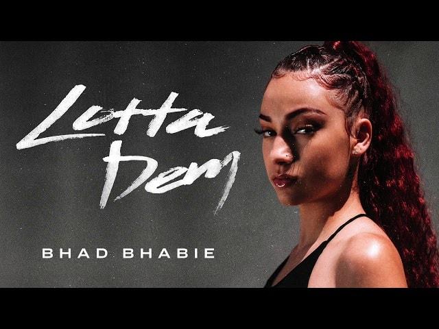 """BHAD BHABIE """"Lotta Dem"""" (Audio)"""