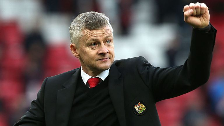 """Ole Gunnar Solskjaer: Man Utd Coach will get financial backing Says """"Ed Woodward"""""""