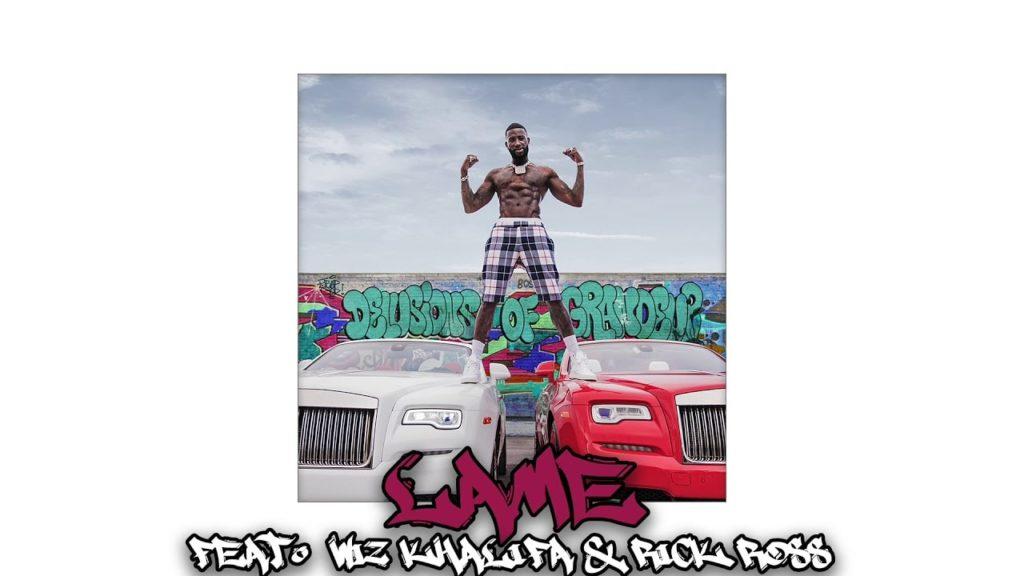Gucci Mane – Lame feat. Wiz Khalifa & Rick Ross