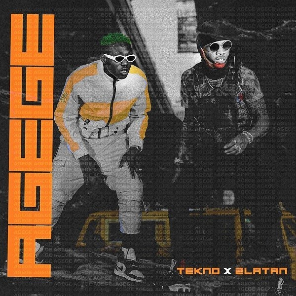 Tekno – Agege ft Zlatan (Audio)