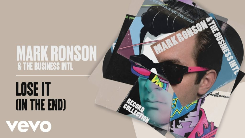 Mark Ranson – Lose it [In The End] (Audio)