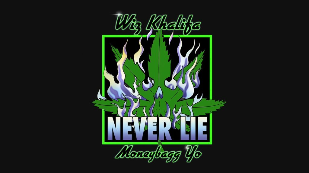 Wiz Khalifa – Never Lie ft Moneybagg Yo (Audio)