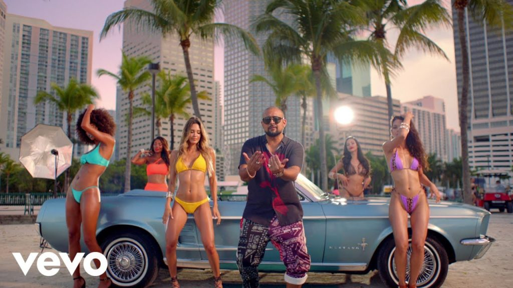 Sean Paul – When It Comes To You (Video)