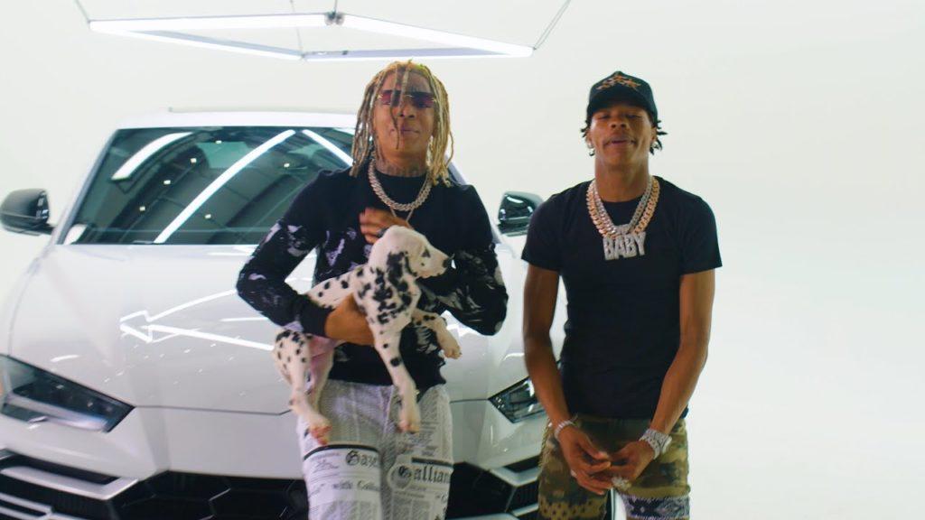 Lil Gotit – Da Real HoodBabies (Remix) feat. Lil Baby (Video)