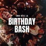 Lil xan – Emo Nite / Birthday Bash (Video)