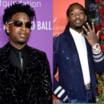 "21 Savage Roasts Offset For Writing ""Corniest Caption Of The Year"""