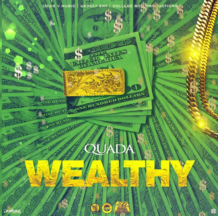 Quada – Wealthy (Audio)