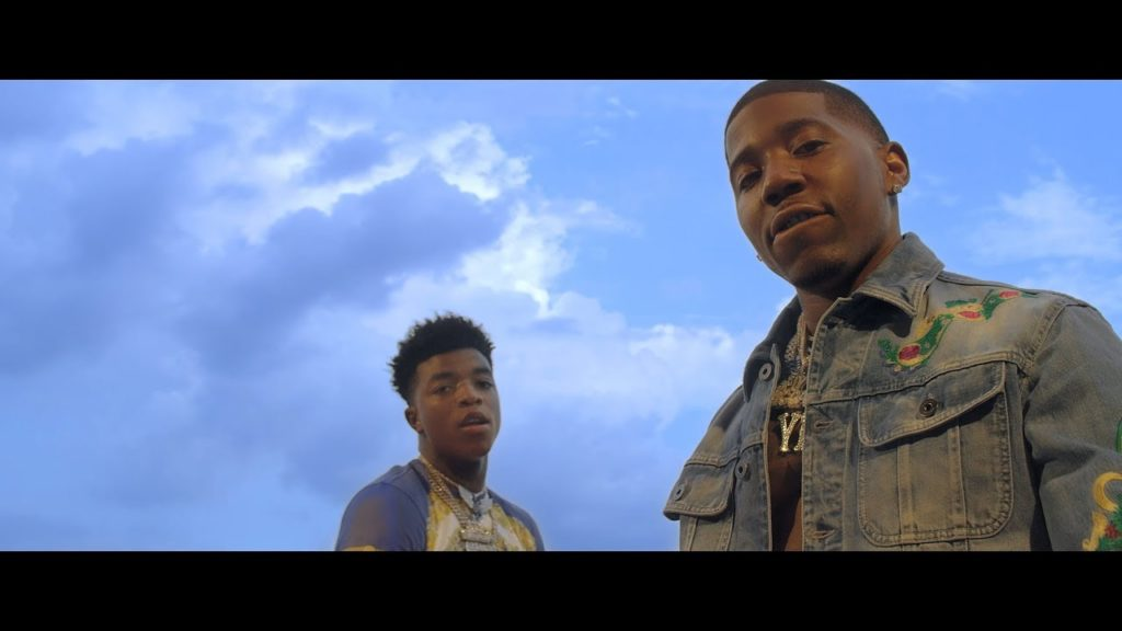 YFN Lucci – Ride For Me Ft Yungeen Ace (Video)