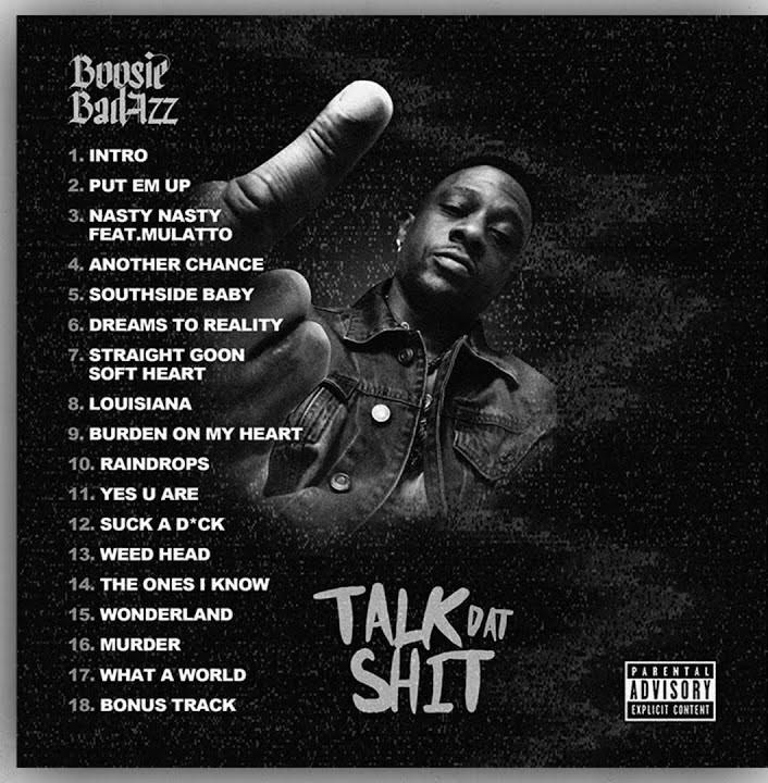 Boosie Badazz – Talk Dat Sh*t Album