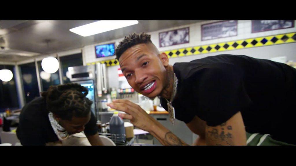 Stunna 4 Vegas – Up The Smoke ft Offset (Video)