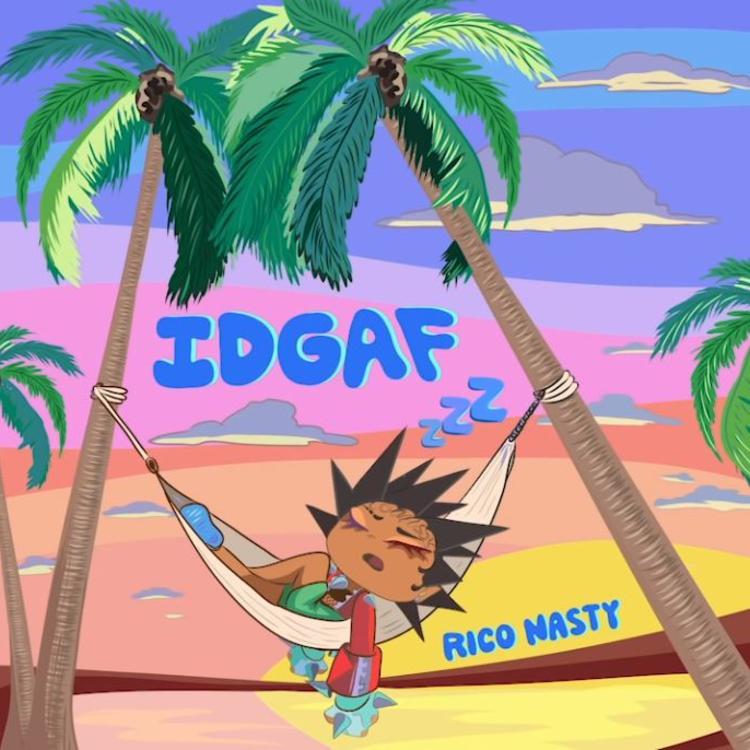Rico Nasty – IDGAF (Audio)