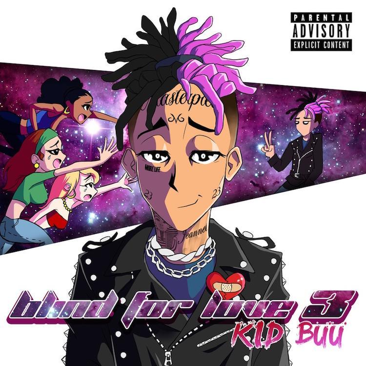 Kid Buu – Blind For Love3 Album