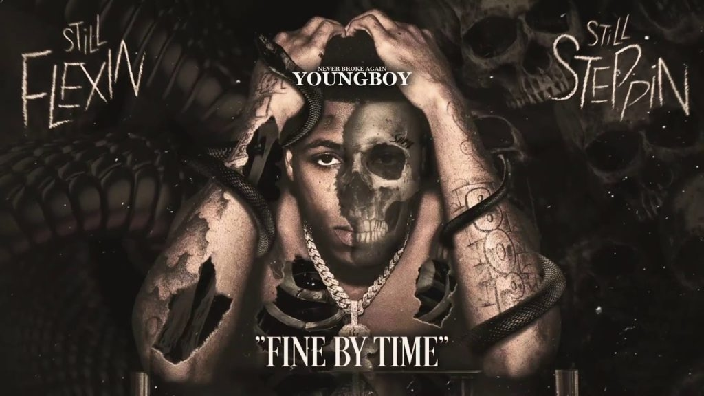 NBA YoungBoy – Fine By Time (Audio)