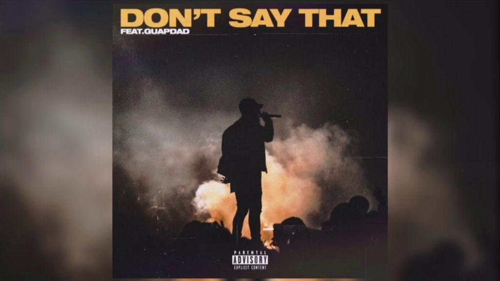 Bryson Tiller – Don't Say That ft.Guapdad (Audio)