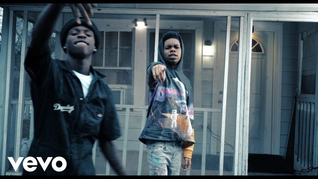 Lil Poppa – Been Thru ft. Quando Rondo (Video)