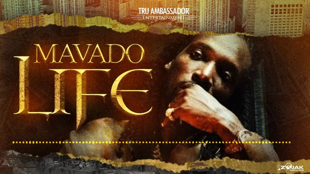 Mavado – Life (Audio)