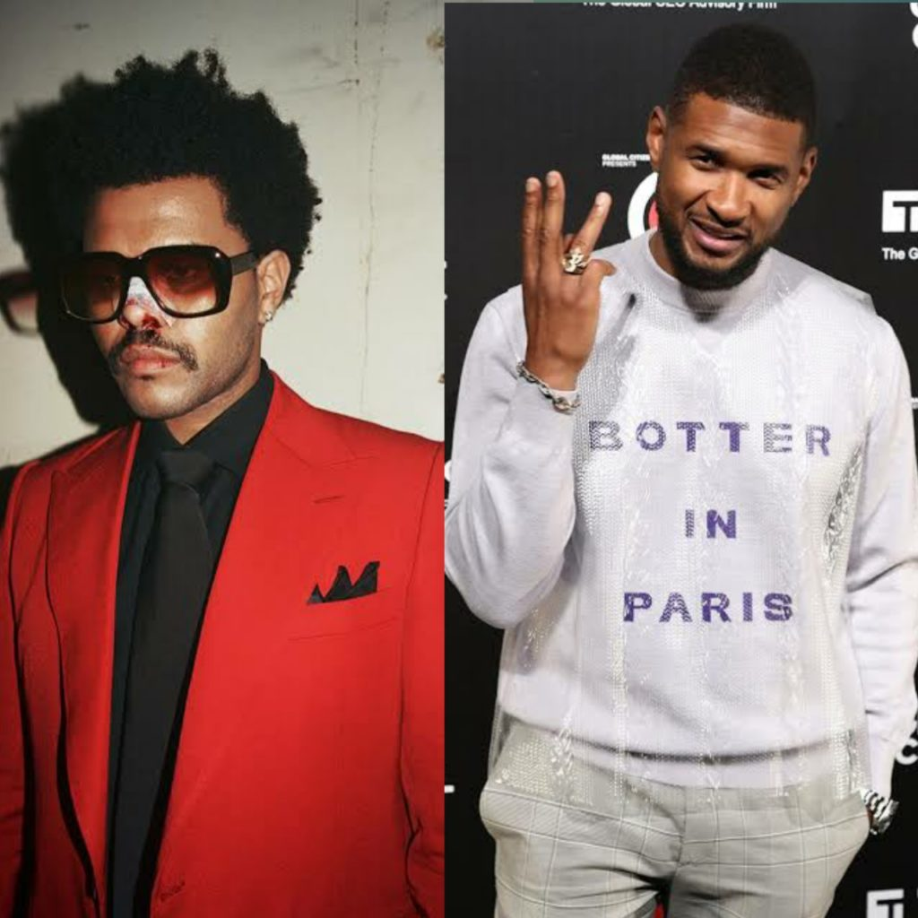 """The Weeknd Details How He Felt After Listening To Usher's Hit Song """"Climax"""""""