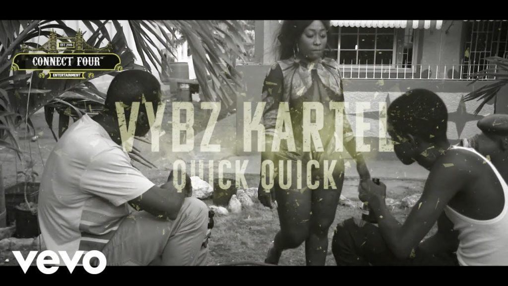 Vybz Kartel – Quick Quick Quick (Video)