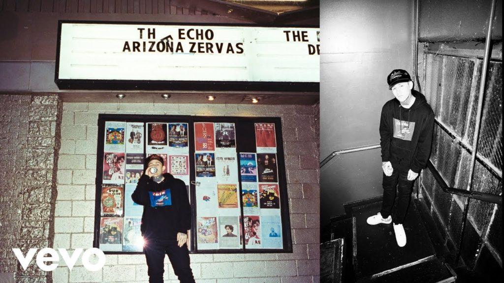 Arizona Zervas – FML (Video)
