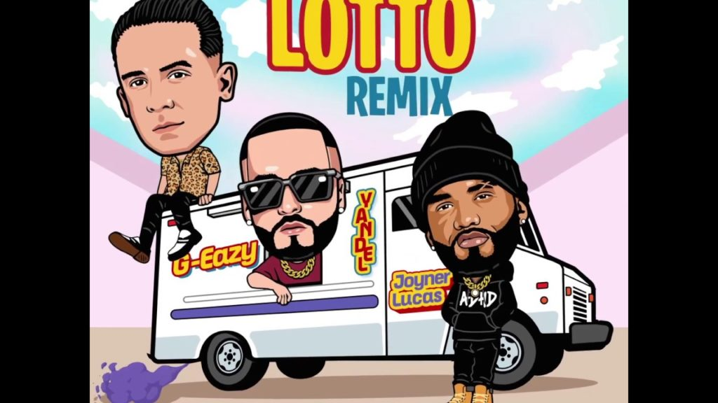 Joyner Lucas – Lotto Remix ft Yandel & G-Eazy (Audio)