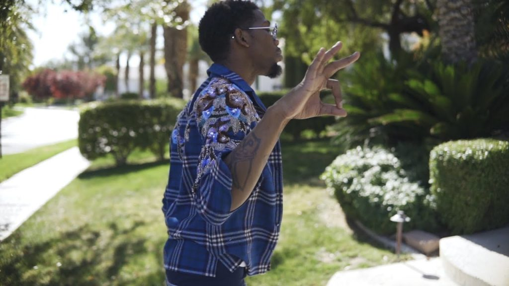 BlocBoy JB – Out West Freestyle (Video)