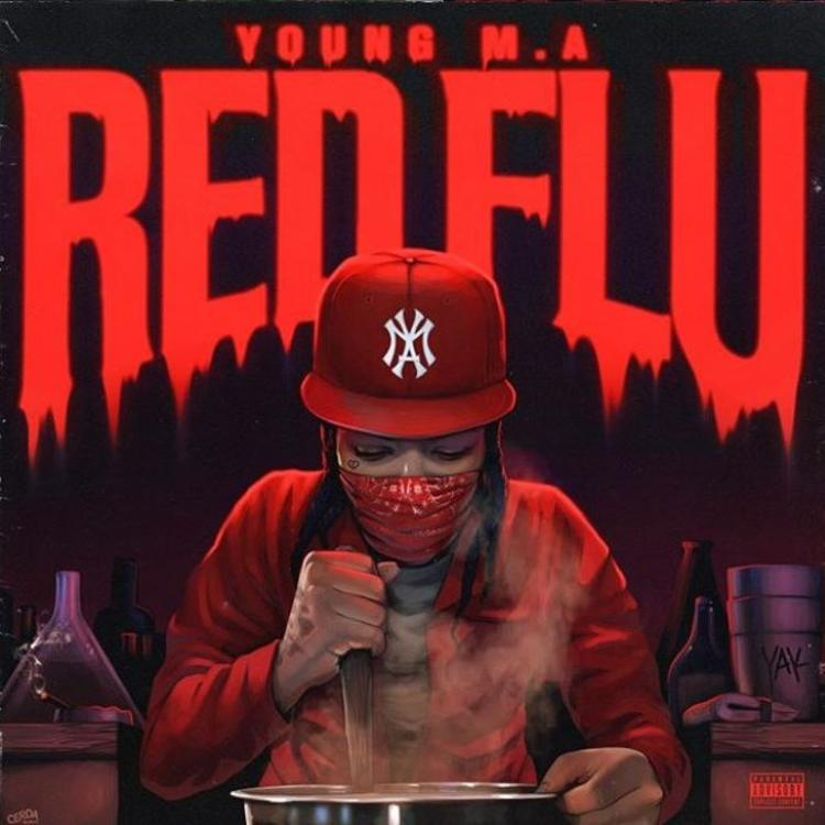 Young M.A – Red Flu Album