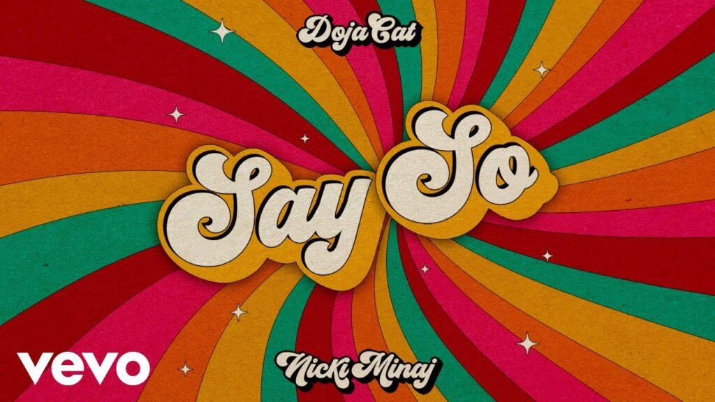 Doja Cat – Say So ft. Nicki Minaj (Audio)